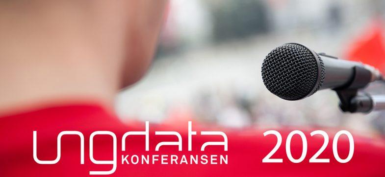 Logo-bilde for Ungdatakonferansen 2020